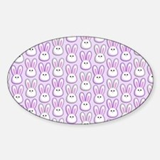 Bunny Wave Decal