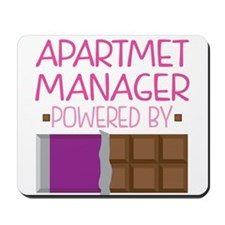 apartment manager Mousepad
