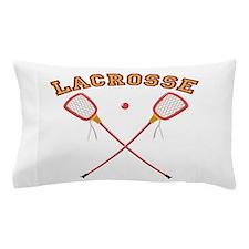 Lacrosse Sticks Pillow Case