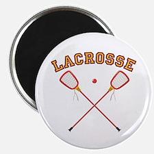 Lacrosse Sticks Magnet