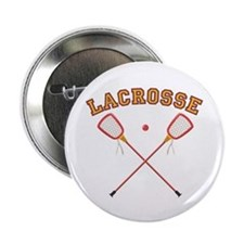 "Lacrosse Sticks 2.25"" Button"