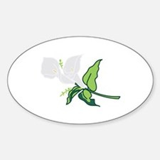 Calla Lily Decal
