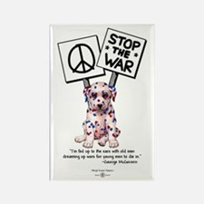 Stop the War! Rectangle Magnet