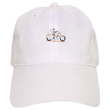 Bride and Groom Baseball Baseball Cap