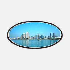 San Diego skyline Patch
