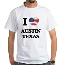 I love Austin Texas T-Shirt