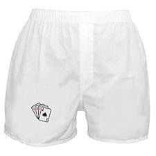 Four Aces Boxer Shorts