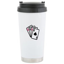 Four Aces Travel Mug