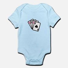 Four Aces Body Suit
