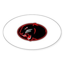 Panther Logo Decal