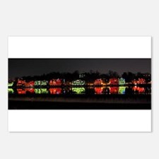 Boathouse Row with Christ Postcards (Package of 8)
