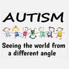 Autism...seeing the world from a different angle