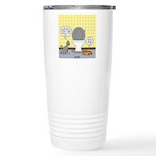 Cats and Toilets Travel Mug