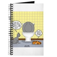 Cats and Toilets Journal