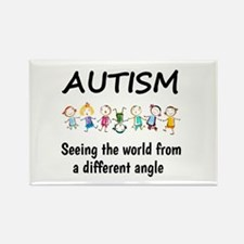 Autism...seeing the world from a different angle M