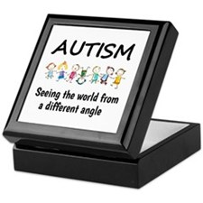 Autism...seeing the world from a different angle K