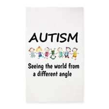 Autism...seeing the world from a different angle A