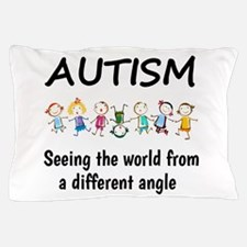 Autism...seeing the world from a different angle P