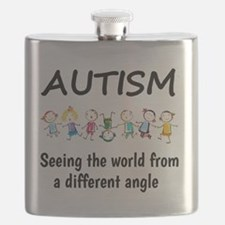 Autism...seeing the world from a different angle F