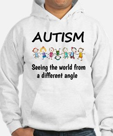 Autism...seeing the world from a different angle H