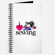I Love Sewing/Machine Journal