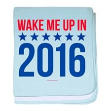 Wake Me Up in 2016 baby blanket