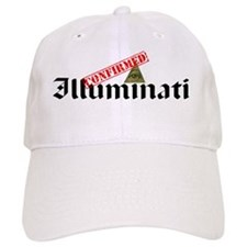 Illuminati Confirmed Baseball Baseball Cap