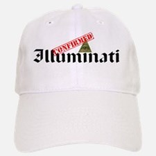 Illuminati Confirmed Baseball Baseball Cap