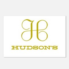 Hudson's Classic Postcards (Package of 8)