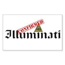 Illuminati Confirmed Decal
