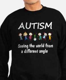 Autism...seeing the world from a different angle S