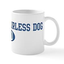 Mexican Hairless Dog dad Mug