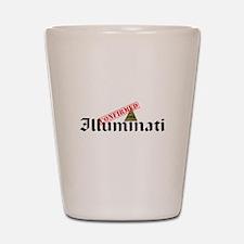 Illuminati Confirmed Shot Glass