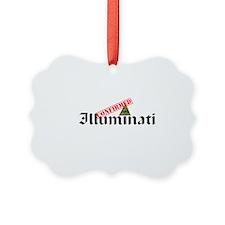 Illuminati Confirmed Ornament