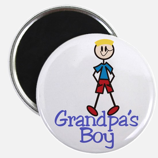 Grandpas Boy Magnets