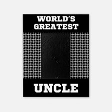 World's Greatest Uncle Picture Frame