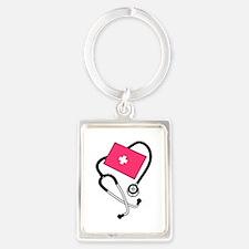Blood Pressure Cuff Keychains