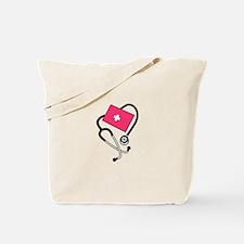 Blood Pressure Cuff Tote Bag