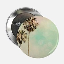 "Palm Trees 1 2.25"" Button"