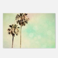 Palm Trees 1 Postcards (Package of 8)