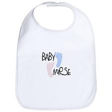 Baby Nurse Bib
