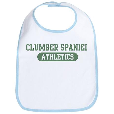 Clumber Spaniel athletics Bib