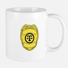 Badge Mugs