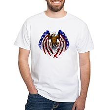 FLAGEAGL2.png T-Shirt