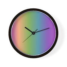 Nailpolish Wall Clock