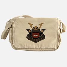 Samurai Armor Messenger Bag