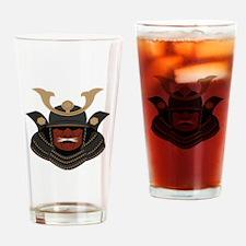 Samurai Armor Drinking Glass