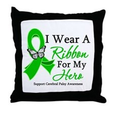 Cerebral Palsy Throw Pillow