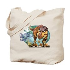 Ice Age My Own Herd Tote Bag