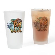 Ice Age My Own Herd Drinking Glass